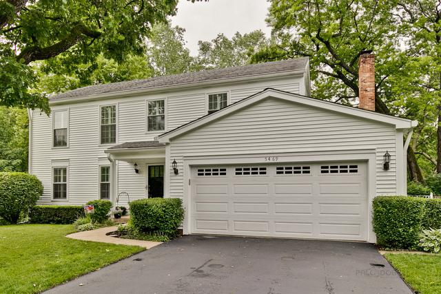 5469 Barnwood Drive, Gurnee, IL 60031 (MLS #10418049) :: The Perotti Group | Compass Real Estate