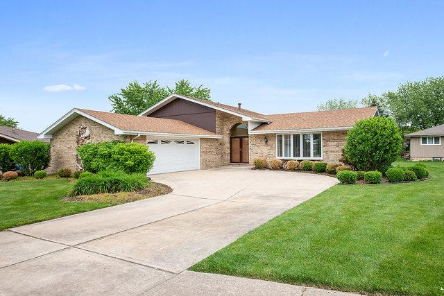 14611 Palomino Court, Homer Glen, IL 60491 (MLS #10418059) :: The Wexler Group at Keller Williams Preferred Realty