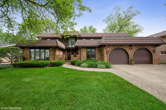 628 Courtland Circle, Western Springs, IL 60558 (MLS #10418068) :: The Wexler Group at Keller Williams Preferred Realty