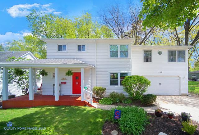 349 N Charlotte Street, Lombard, IL 60148 (MLS #10418071) :: Baz Realty Network | Keller Williams Elite