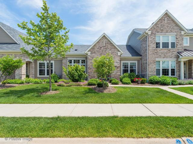 2605 Barrington Circle #2605, Naperville, IL 60564 (MLS #10418089) :: The Wexler Group at Keller Williams Preferred Realty