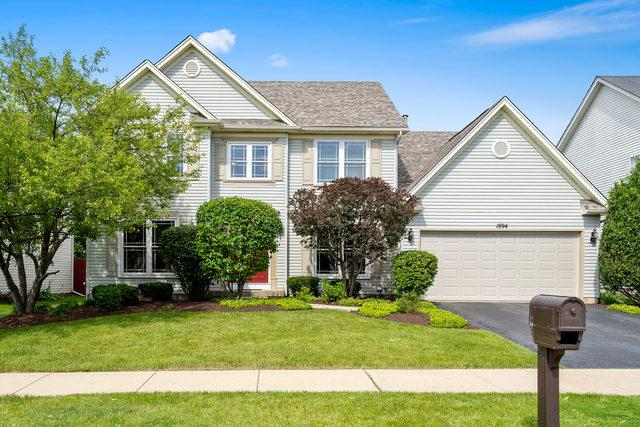 1994 Chesterfield Lane, Aurora, IL 60503 (MLS #10418110) :: The Perotti Group | Compass Real Estate