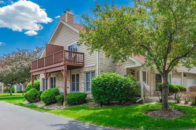 1917 Wisteria Court #2, Naperville, IL 60565 (MLS #10418125) :: The Dena Furlow Team - Keller Williams Realty
