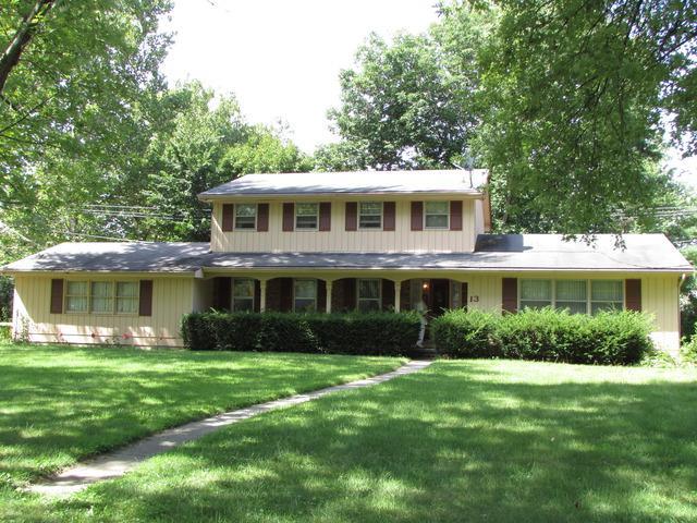 13 Charlton Drive, Kankakee, IL 60901 (MLS #10418161) :: John Lyons Real Estate