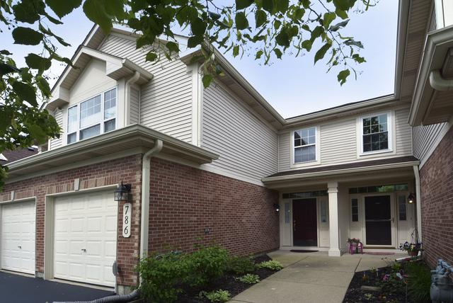 786 Stonewall Court, Schaumburg, IL 60173 (MLS #10418206) :: Angela Walker Homes Real Estate Group