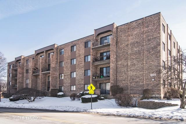 601 W Huntington Commons Road #204, Mount Prospect, IL 60056 (MLS #10418250) :: Berkshire Hathaway HomeServices Snyder Real Estate