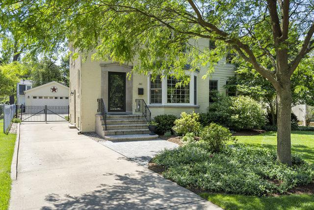361 Windsor Avenue, Glen Ellyn, IL 60137 (MLS #10418268) :: Property Consultants Realty