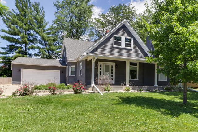 1022 W Hovey Avenue, Normal, IL 61761 (MLS #10418299) :: The Perotti Group | Compass Real Estate