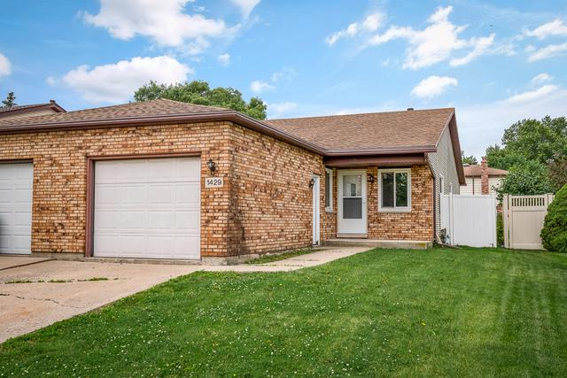 1429 Peachtree Lane, Lockport, IL 60441 (MLS #10418301) :: The Wexler Group at Keller Williams Preferred Realty