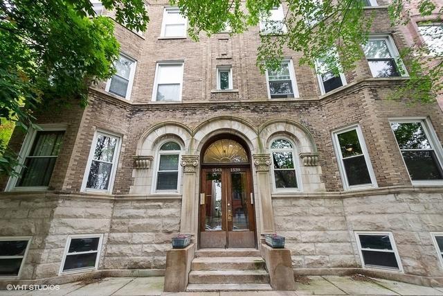 1539 N Leavitt Street 1S, Chicago, IL 60622 (MLS #10418328) :: John Lyons Real Estate