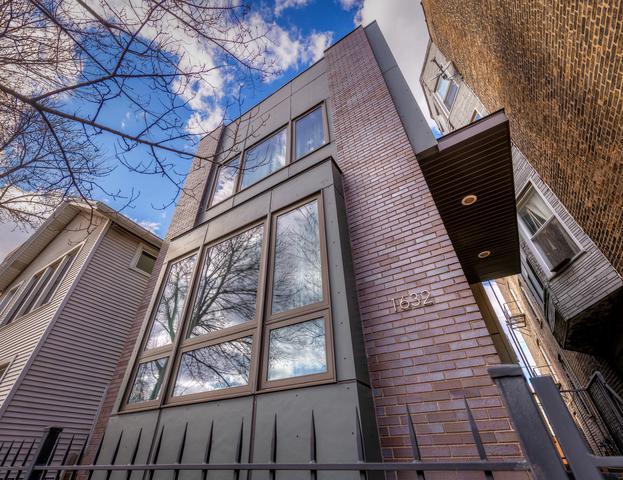 1632 W Ohio Street, Chicago, IL 60622 (MLS #10418413) :: John Lyons Real Estate