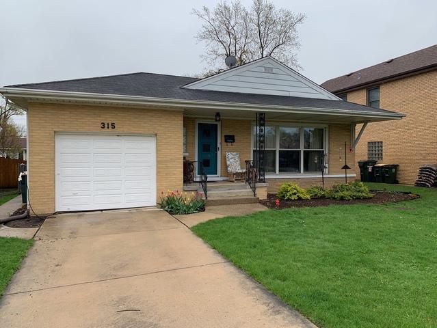 315 N Seminary Avenue, Park Ridge, IL 60068 (MLS #10418416) :: Helen Oliveri Real Estate