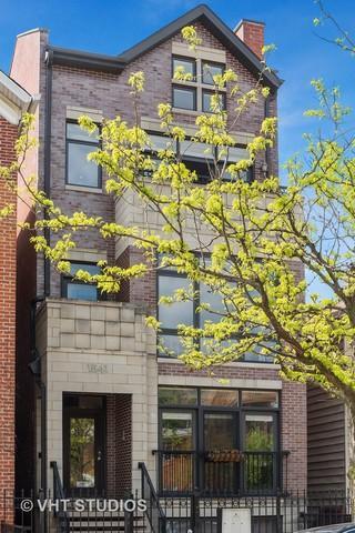 1541 W Cortez Street #1, Chicago, IL 60642 (MLS #10418418) :: John Lyons Real Estate