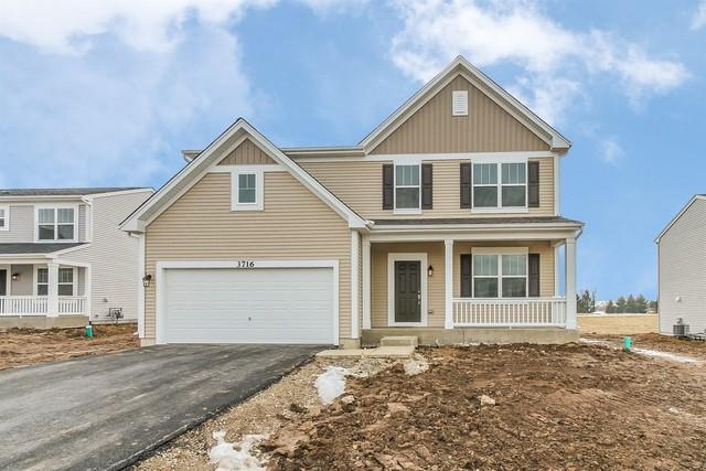 3717 Keller Lot #49 Court, Plano, IL 60545 (MLS #10418421) :: Berkshire Hathaway HomeServices Snyder Real Estate