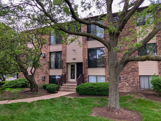 148 Dunteman Drive #101, Glendale Heights, IL 60139 (MLS #10418424) :: Baz Realty Network | Keller Williams Elite