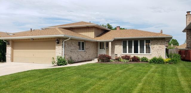 15743 Ridgeland Avenue, Oak Forest, IL 60452 (MLS #10418426) :: The Wexler Group at Keller Williams Preferred Realty