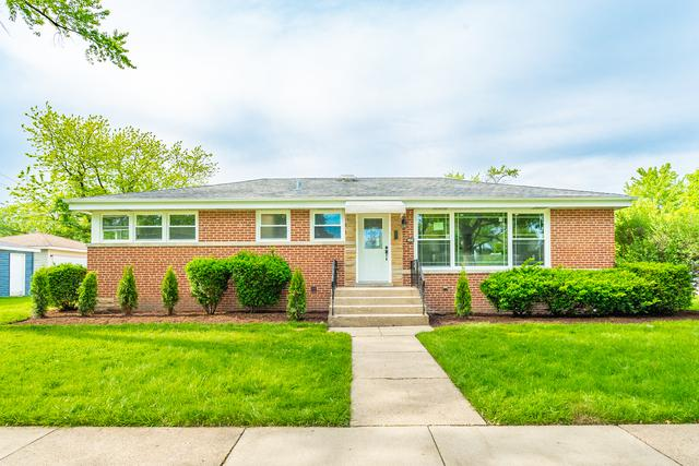 4032 Lyons Street, Skokie, IL 60076 (MLS #10418428) :: The Perotti Group | Compass Real Estate