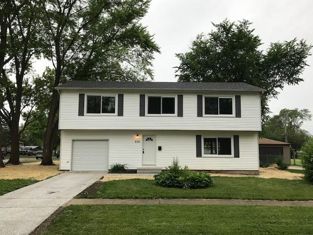 606 N Rosedale Avenue, Aurora, IL 60506 (MLS #10418433) :: The Perotti Group | Compass Real Estate