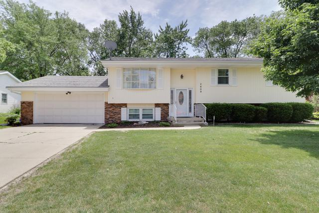2609 Hall Court, Bloomington, IL 61704 (MLS #10418450) :: The Perotti Group | Compass Real Estate