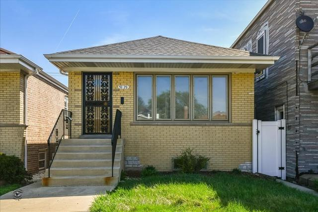 5229 S Central Avenue, Chicago, IL 60638 (MLS #10418558) :: Baz Realty Network | Keller Williams Elite