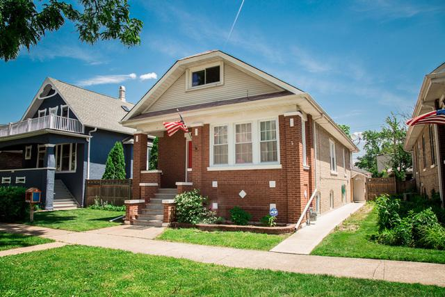 1413 Kenilworth Avenue, Berwyn, IL 60402 (MLS #10418562) :: The Jacobs Group