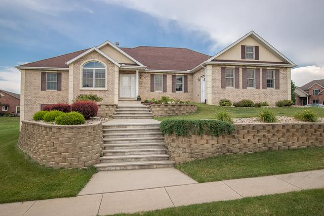 2504 Piney Run, Bloomington, IL 61705 (MLS #10418577) :: The Perotti Group | Compass Real Estate