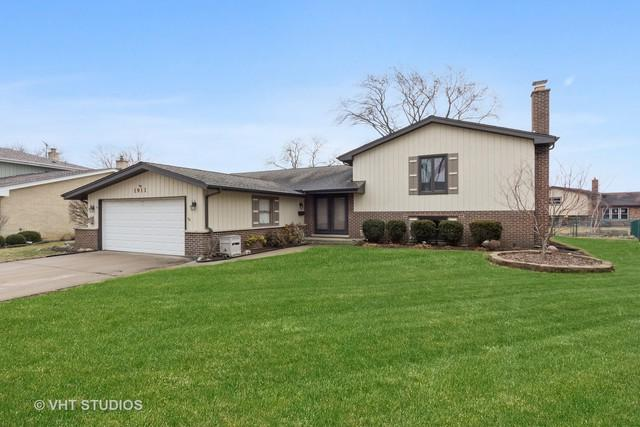 1911 E Peachtree Lane, Arlington Heights, IL 60004 (MLS #10418609) :: Helen Oliveri Real Estate