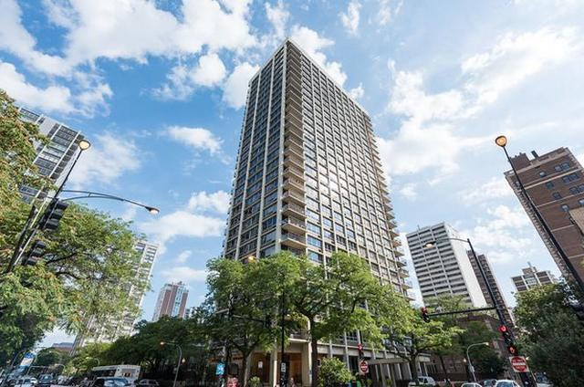 88 W Schiller Street 2805L, Chicago, IL 60610 (MLS #10418612) :: John Lyons Real Estate