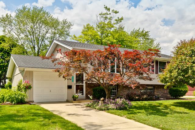 434 Plymouth Lane, Schaumburg, IL 60193 (MLS #10418700) :: Angela Walker Homes Real Estate Group