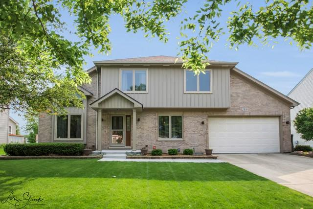 289 Fox Bend Circle, Bolingbrook, IL 60440 (MLS #10418716) :: The Wexler Group at Keller Williams Preferred Realty