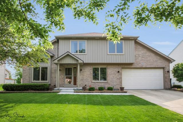 289 Fox Bend Circle, Bolingbrook, IL 60440 (MLS #10418716) :: John Lyons Real Estate