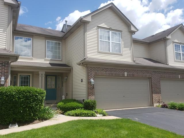 375 Gladstone Lane 60-3, Elgin, IL 60120 (MLS #10418745) :: Property Consultants Realty
