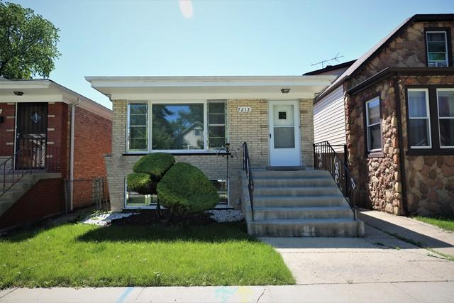 7212 S Campbell Avenue, Chicago, IL 60629 (MLS #10418753) :: The Perotti Group | Compass Real Estate