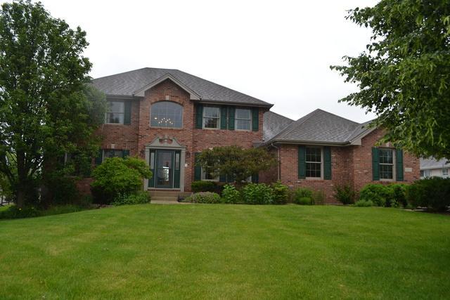 14817 S Marilynn Lane, Homer Glen, IL 60491 (MLS #10418763) :: John Lyons Real Estate
