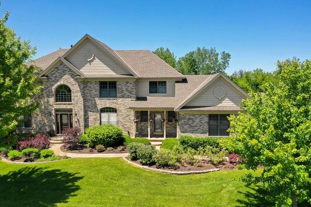 8 Harrington Court, Hawthorn Woods, IL 60047 (MLS #10418775) :: Helen Oliveri Real Estate