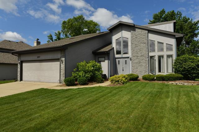 487 Jeremy Drive, Bourbonnais, IL 60914 (MLS #10418776) :: John Lyons Real Estate