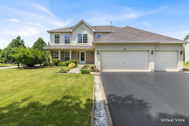 235 Clifton Lane, Bolingbrook, IL 60440 (MLS #10418785) :: John Lyons Real Estate
