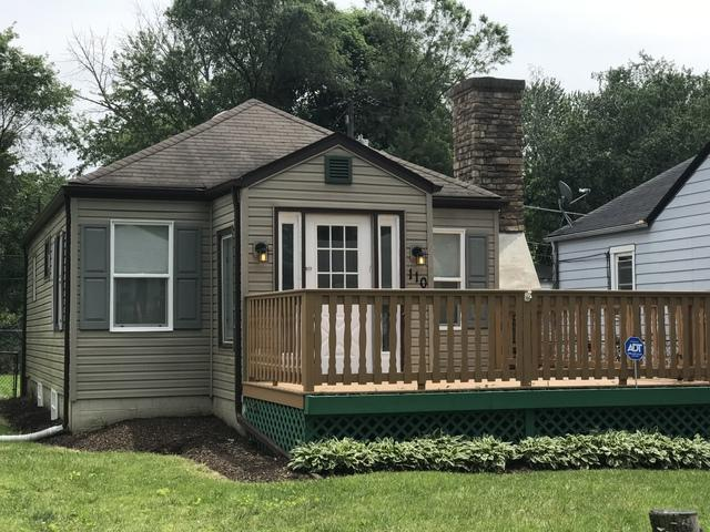 110 Schorie Avenue, Joliet, IL 60433 (MLS #10418826) :: The Wexler Group at Keller Williams Preferred Realty