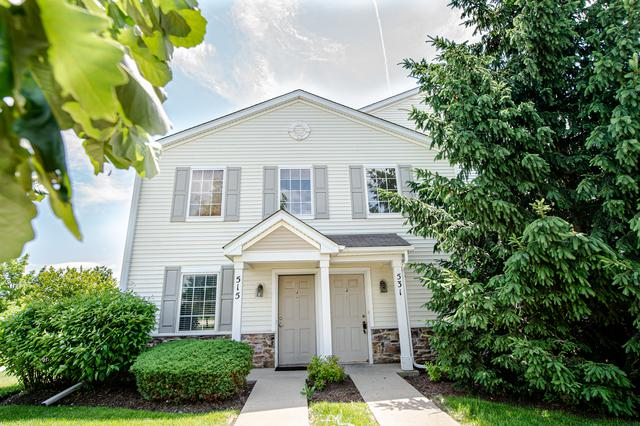 531 Silverstone Drive #531, Carpentersville, IL 60110 (MLS #10418831) :: The Wexler Group at Keller Williams Preferred Realty