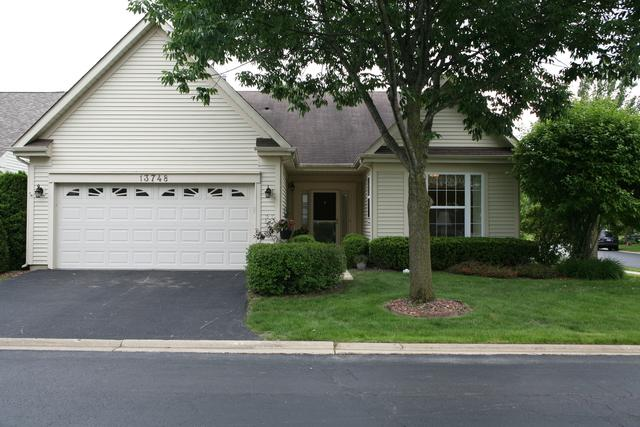 13748 S Redbud Drive, Plainfield, IL 60544 (MLS #10418941) :: The Wexler Group at Keller Williams Preferred Realty