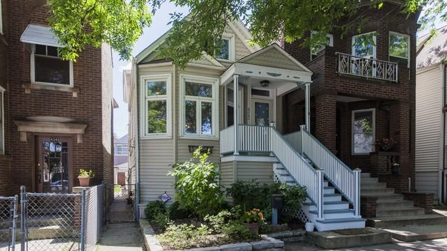 4343 N Claremont Avenue, Chicago, IL 60618 (MLS #10418968) :: Domain Realty