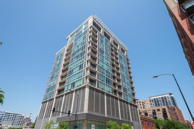 700 W Van Buren Street #1307, Chicago, IL 60607 (MLS #10418974) :: Property Consultants Realty