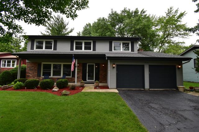 1641 Redpoll Court, Naperville, IL 60565 (MLS #10418989) :: Property Consultants Realty
