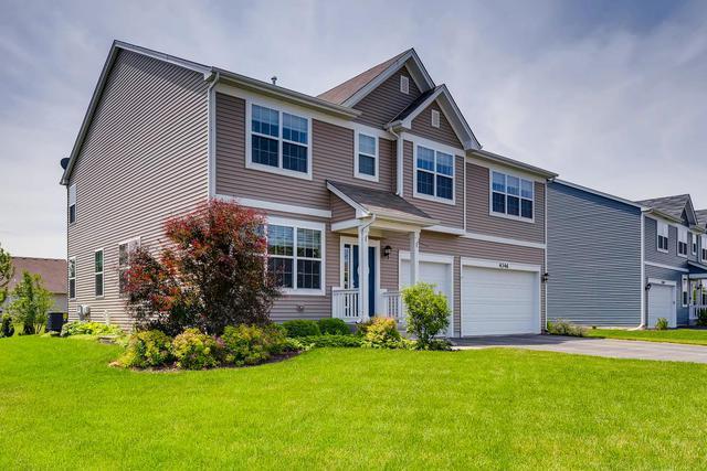 4346 Schofield Drive, Oswego, IL 60543 (MLS #10418992) :: Property Consultants Realty