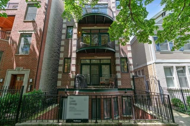 1522 N Cleveland Avenue #2, Chicago, IL 60610 (MLS #10419033) :: Touchstone Group