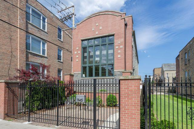 1145 N Hoyne Avenue, Chicago, IL 60622 (MLS #10419042) :: Property Consultants Realty