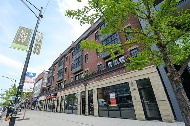 2029 W Division Street #4, Chicago, IL 60622 (MLS #10419206) :: Property Consultants Realty