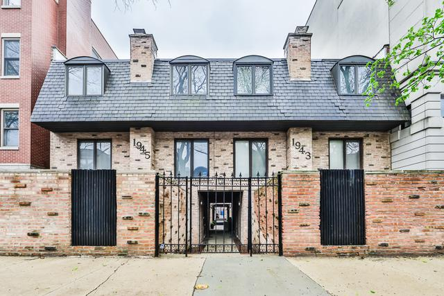 1945 N Hudson Avenue B, Chicago, IL 60614 (MLS #10419277) :: Property Consultants Realty