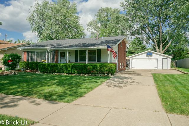 17029 Odell Avenue, Tinley Park, IL 60477 (MLS #10419306) :: The Wexler Group at Keller Williams Preferred Realty