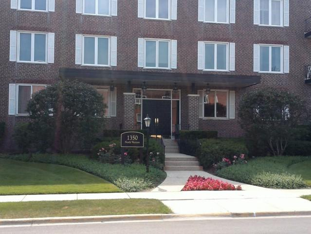 1350 N Western Avenue #308, Lake Forest, IL 60045 (MLS #10419319) :: John Lyons Real Estate